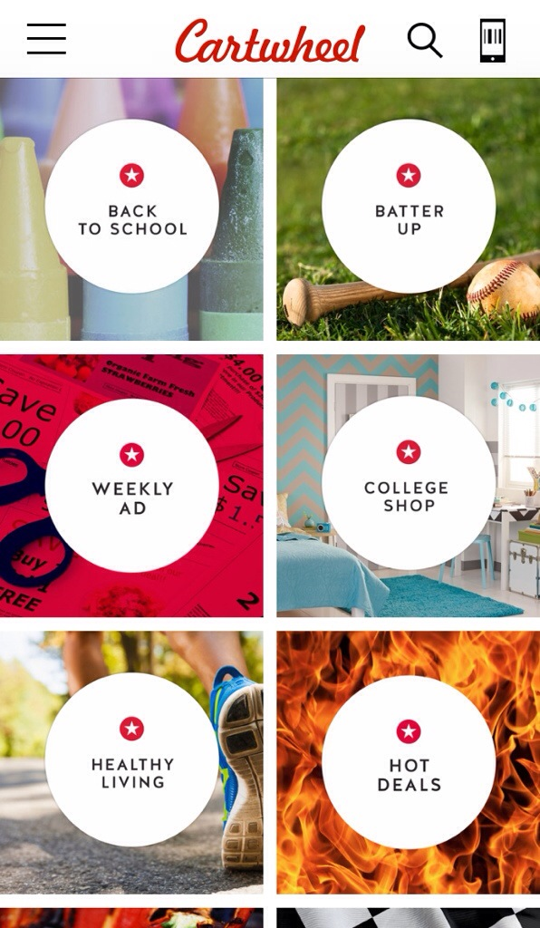 Save money at Christmas with the Target Cartwheel App