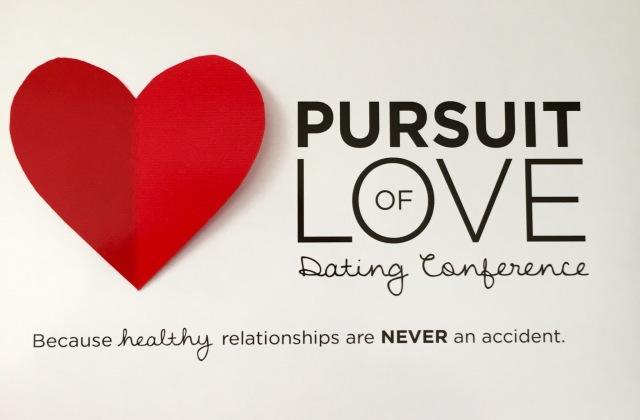 Pursuit of Love Dating Conference