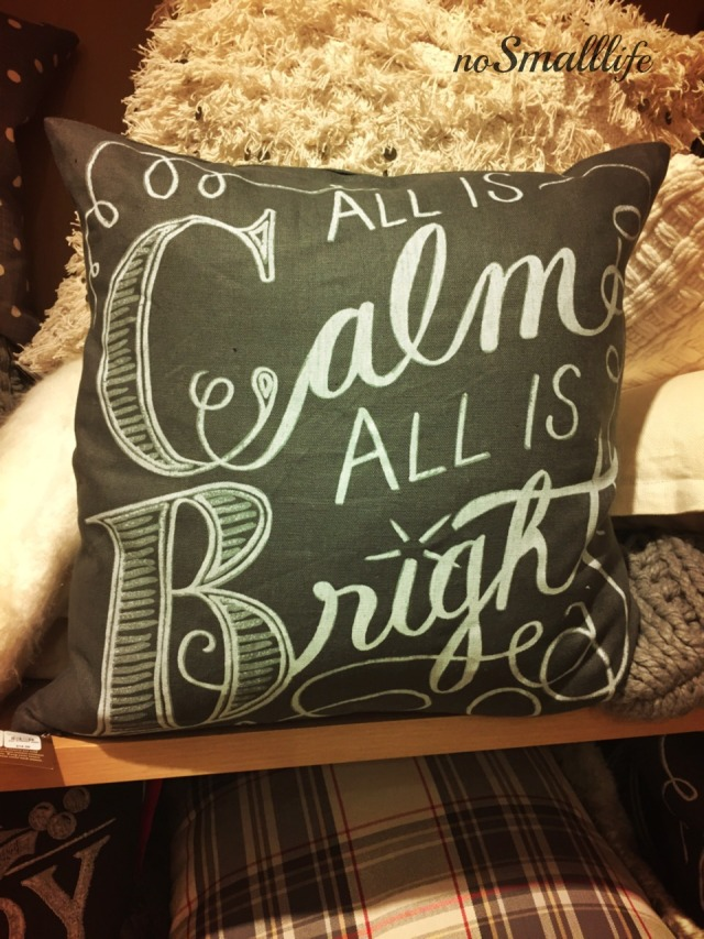 Pottery Barn Christmas Pillow
