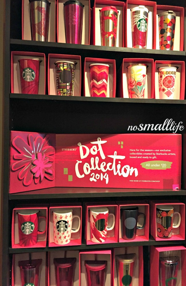 Starbucks Christmas Mugs
