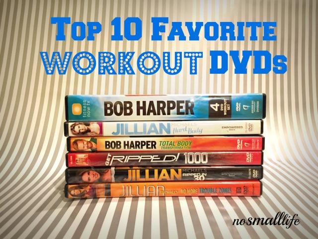 Workout DVD header