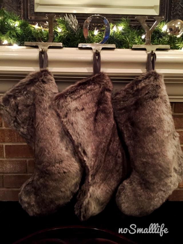 Modern Fur Stockings