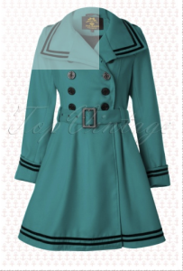 50's Millie Swing Winter Coat