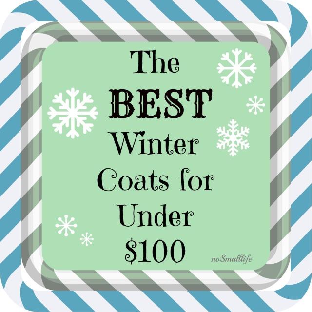 Top 12 Winter Coats for Under $100