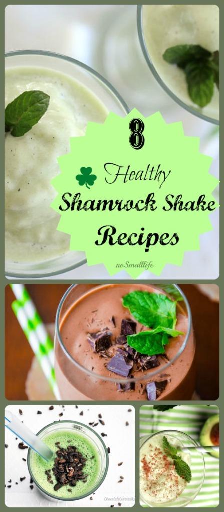 8 Healthy Shamrock Shake Recipes
