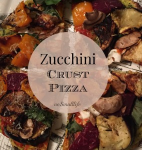 The Best Zucchini Crust Pizza: Gluten, Dairy & Corn Free! Allergy Free & Delcious. FODMAP Friendly too!