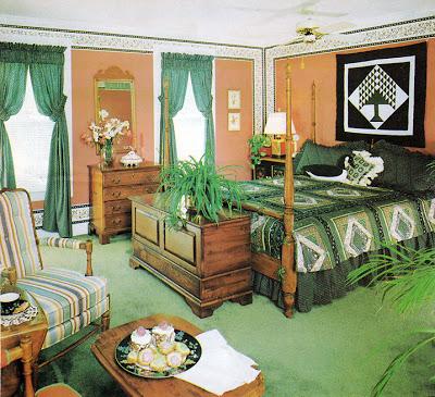 Ugly 80's Bedroom