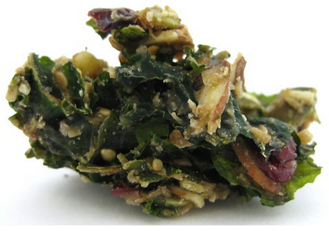 Grain Free Granola Made with Kale from nuts.com
