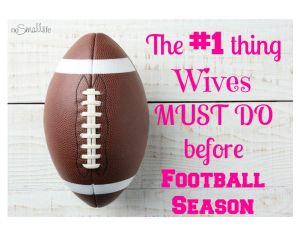 How Women can Survive Football Season!