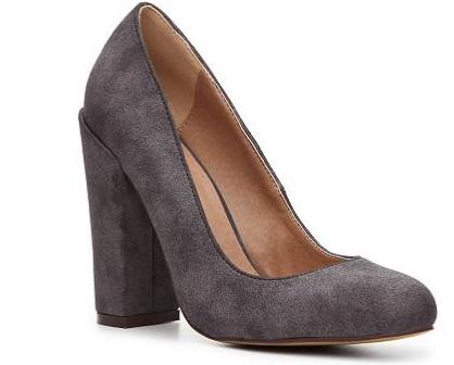 Chunky Heel Trend Fall 2015