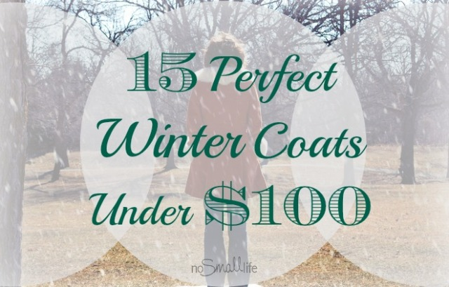 The BEST Winter Coats on a Budget