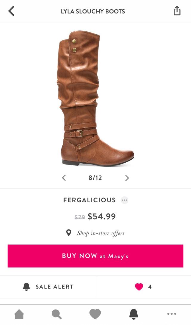 Shopstyle Boot Sale