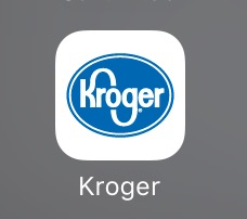 How to use the Kroger app