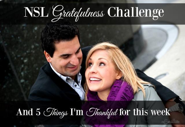 #NSLGratefulnessChallenge with a FREE Printable