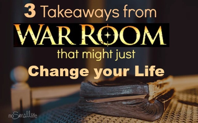 The Life-Changing Lessons from the Movie War Room