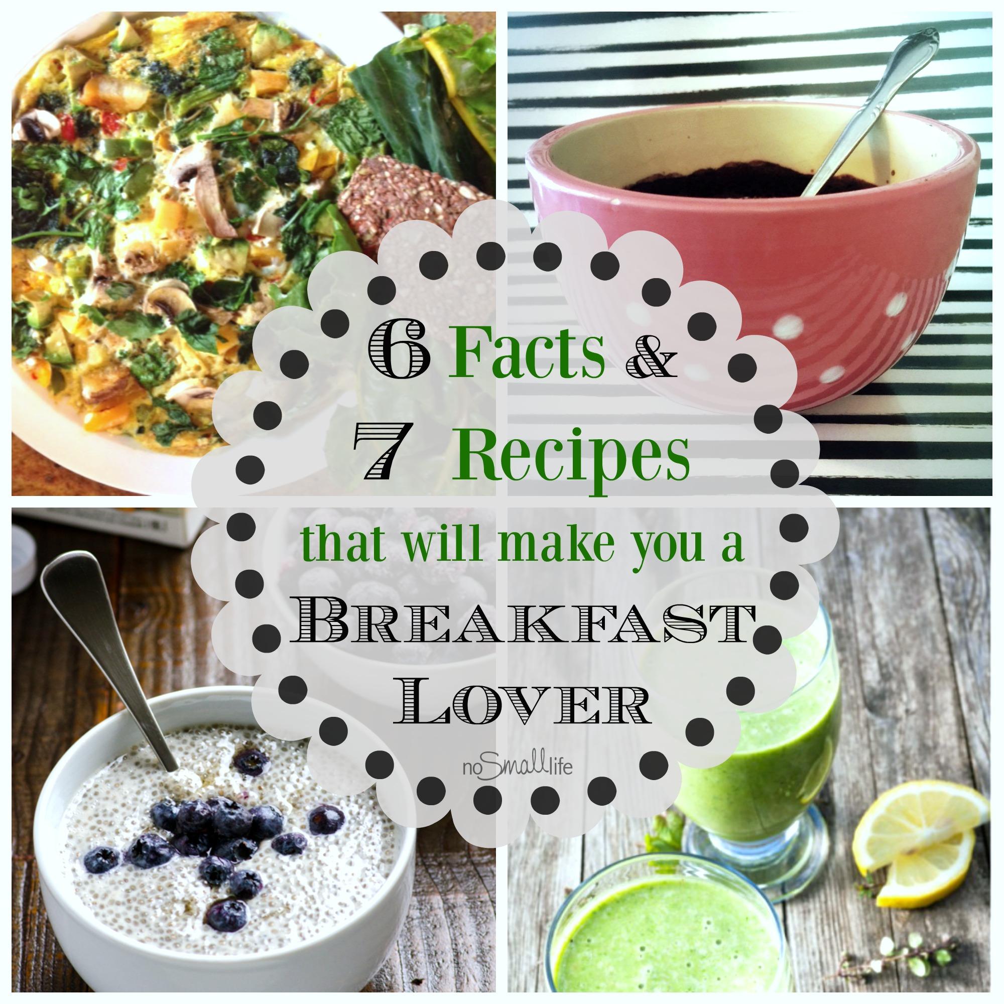 New Reasons to Eat Breakfast