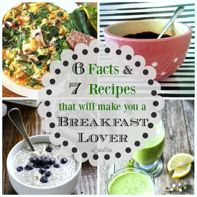 New Reasons to Eat Breakfast