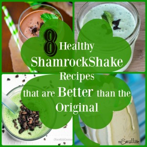 Healthy Chocolate Mint Shake Recipe