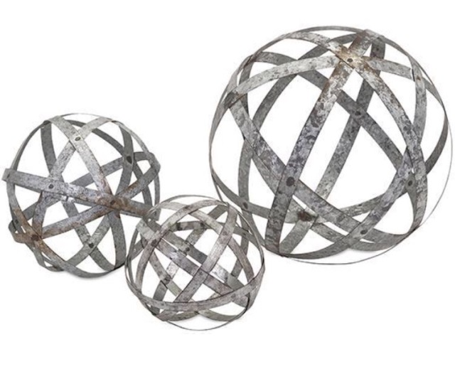 Metallic Orb Home Decorators Collections